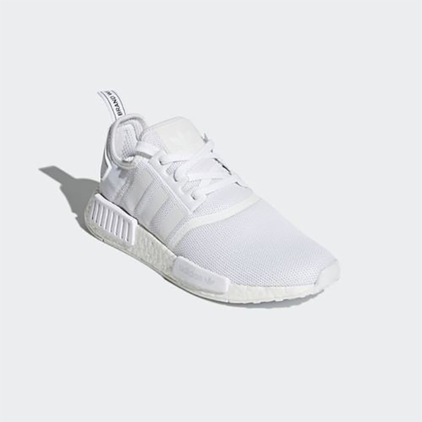 official photos 1b544 0e8d7 Details about New Adidas Original Mens NMD R1 WHITE / GREY CQ2411 US M  7.0-10.0 TAKSE