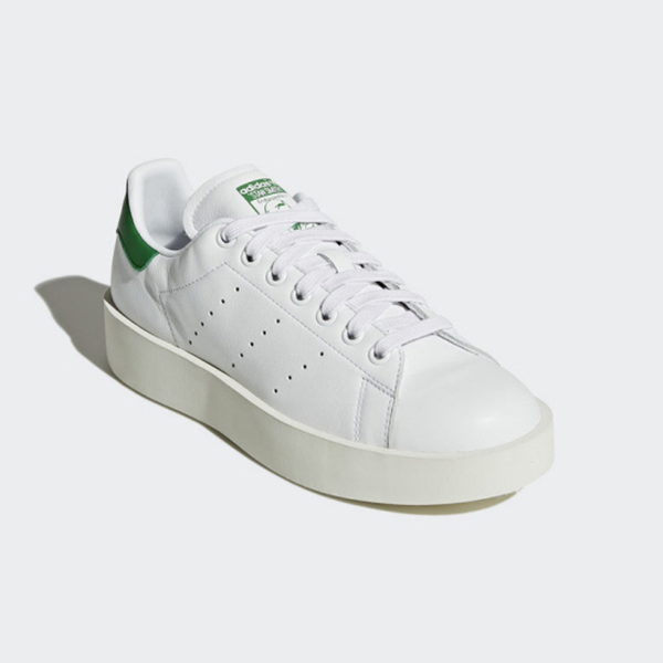 adidas stan smith bold wit zwart