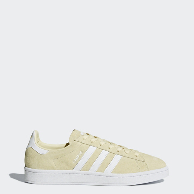 adidas campus yellow