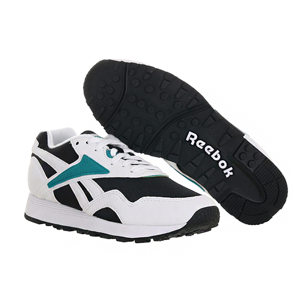 ecb60de9f8 Details about New Womens Reebok CLASSIC RAPIDE OG AR1526 WHITE/BLACK/GREEN  US 5.5 - 8.0 TAKSE