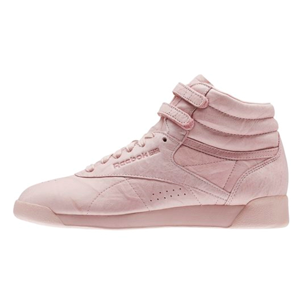 aaa9d10d39ccb New Womens Reebok FREESTYLE HIGH TOP BS6279 PINK US 6.0 - 8.0 TAKSE ...