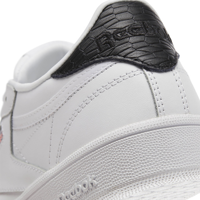 377bd4b1e1bfb Athletic Shoes Running Shoes. Features  •Function  Reebok CLUB C 85 EMBOSS  BS9526. •Color  WHITE   BLACK